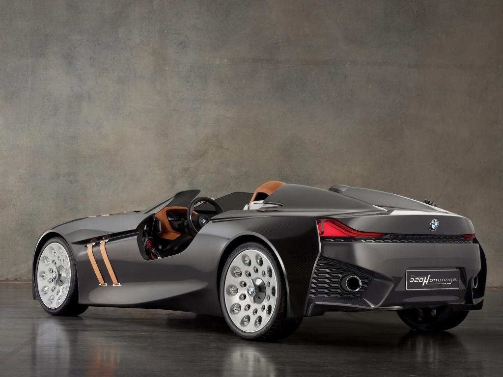 Lujoso auto BMW - 1024x768