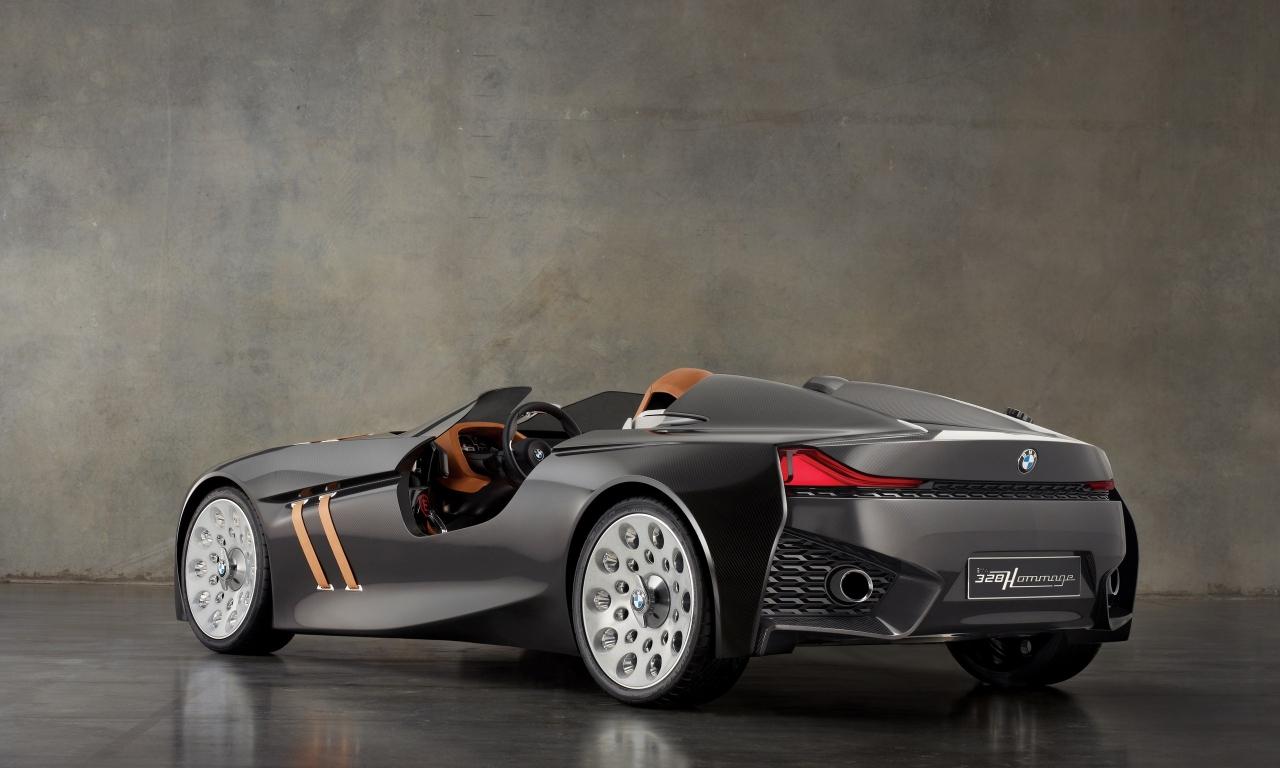 Lujoso auto BMW - 1280x768