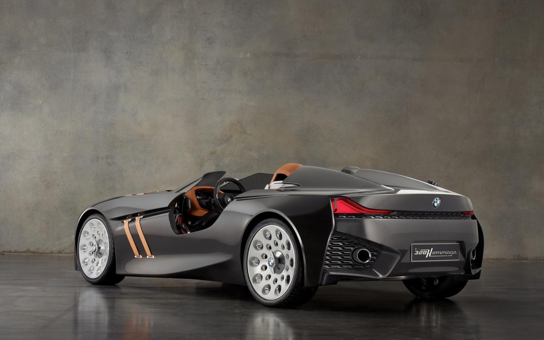 Lujoso auto BMW - 1440x900