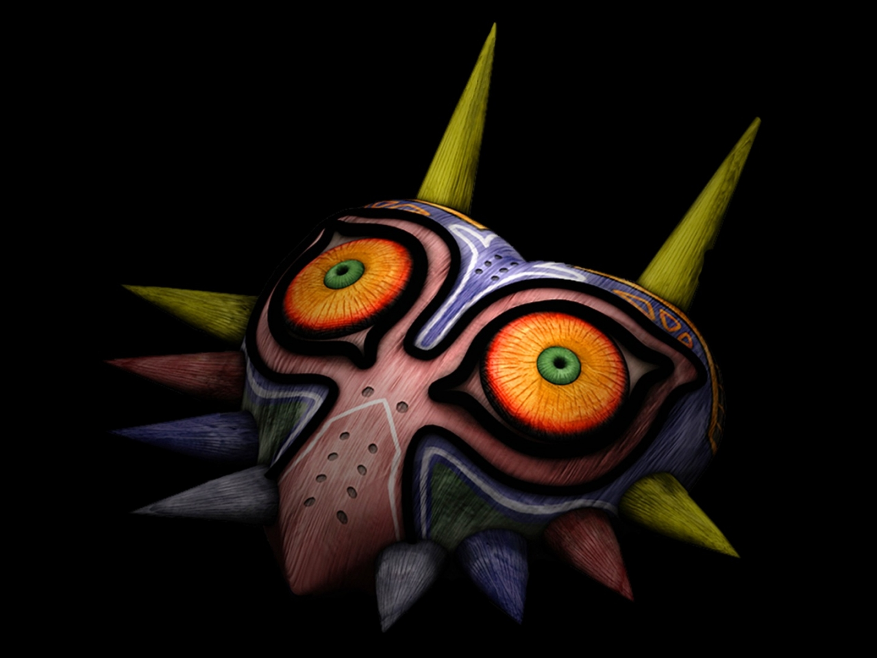Majoras Mask - 1280x960