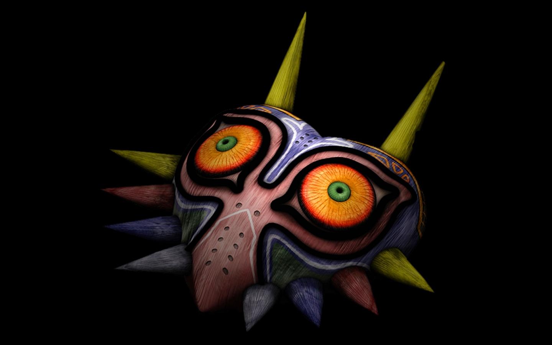 Majoras Mask - 1440x900