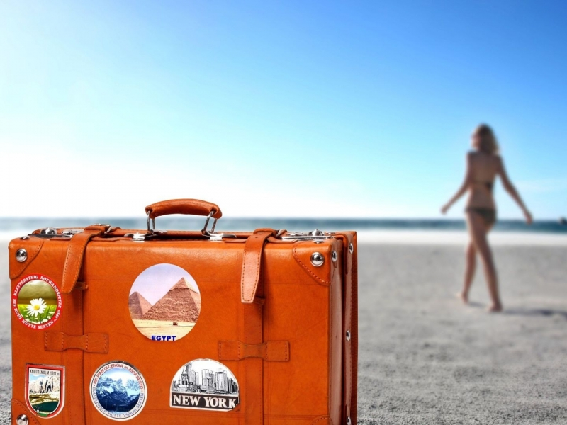 Maleta para vacaciones - 800x600