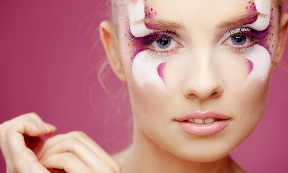 Maquillajes en el rostro - 1000x600