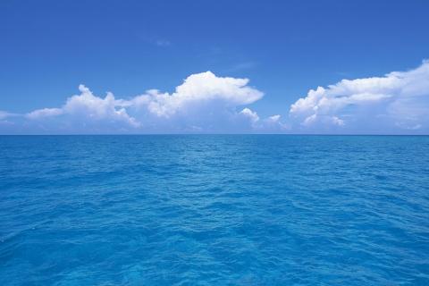 Mar azul - 480x320
