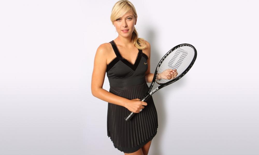 Maria Sharapova - 1000x600