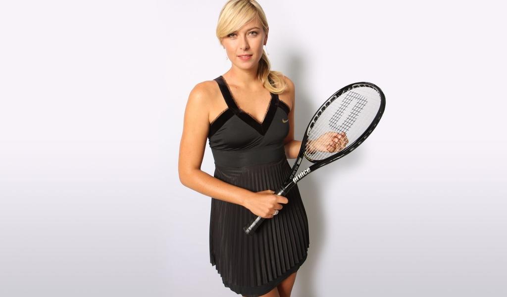 Maria Sharapova - 1024x600