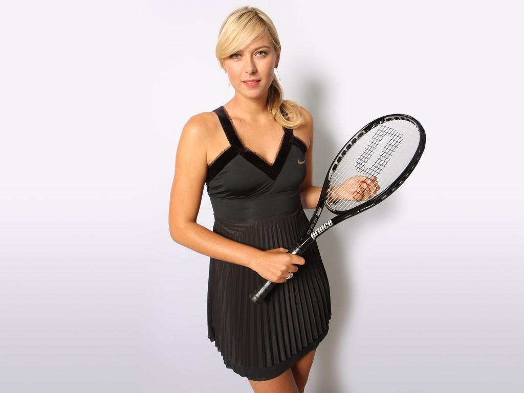 Maria Sharapova - 1024x768