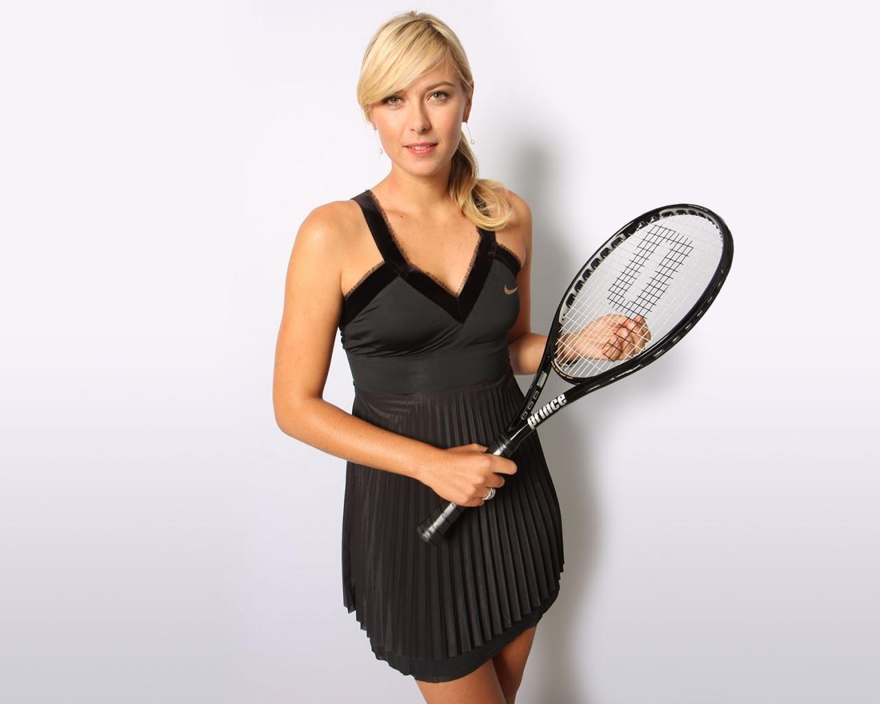 Maria Sharapova - 1280x1024