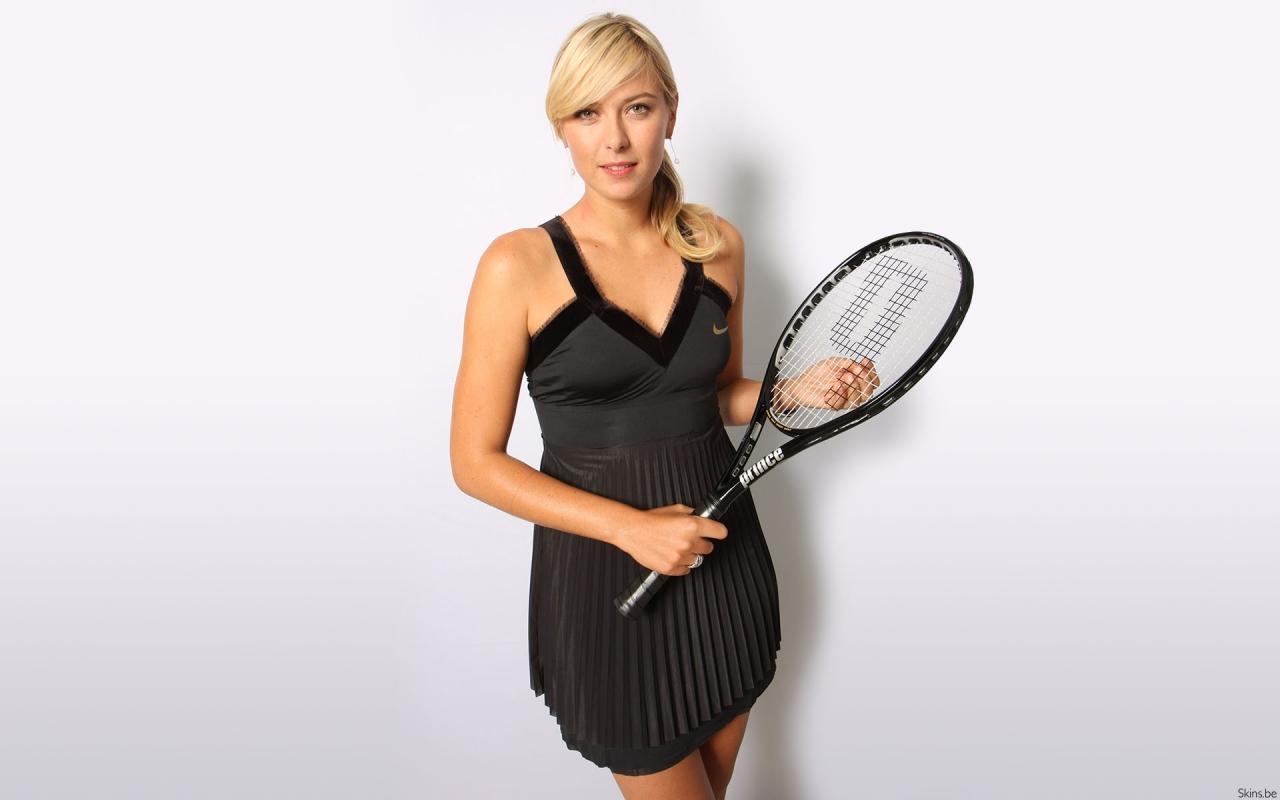 Maria Sharapova - 1280x800