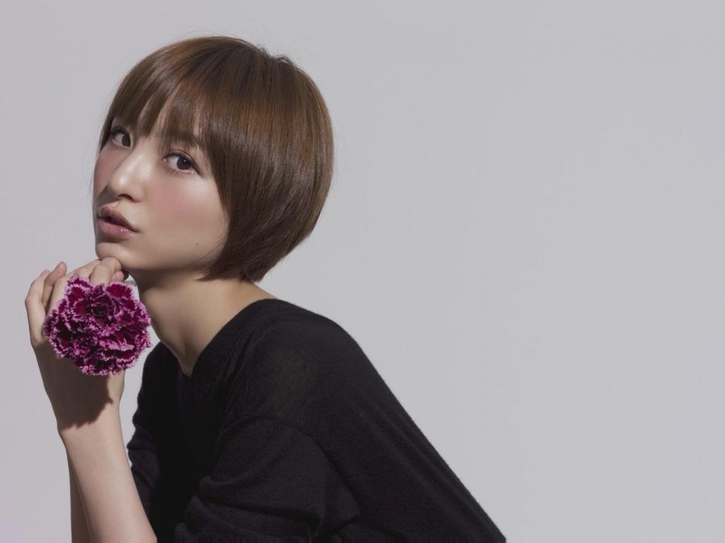 Mariko Shinoda - 1024x768