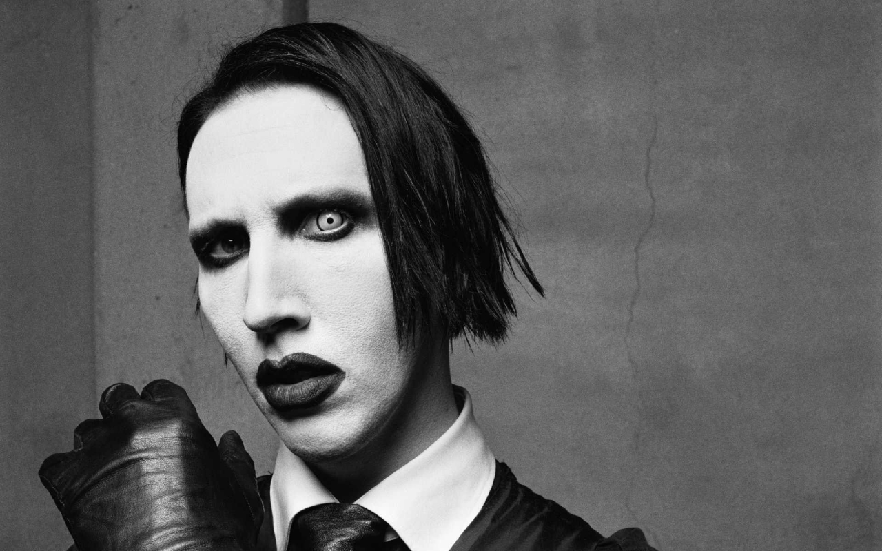 Marilyn Manson - 1280x800