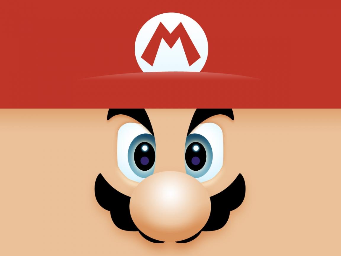 Mario Bross digital - 1152x864
