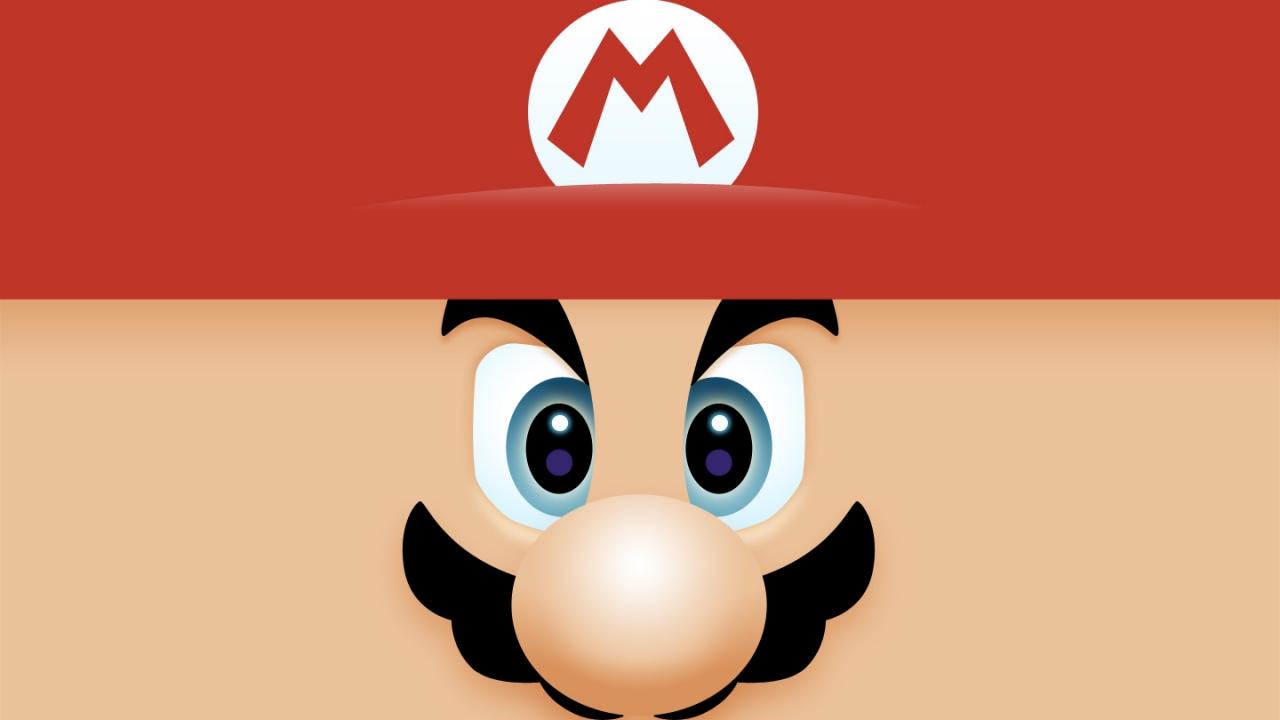 Mario Bross digital - 1280x720