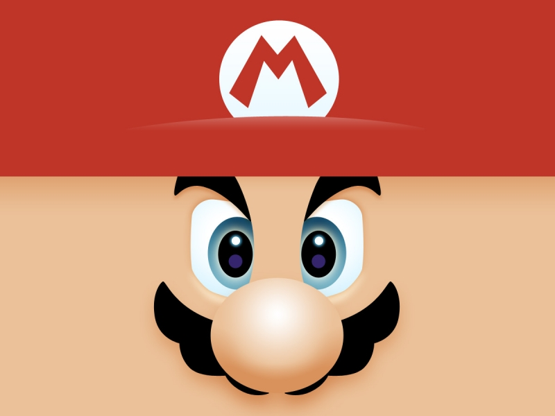 Mario Bross digital - 800x600