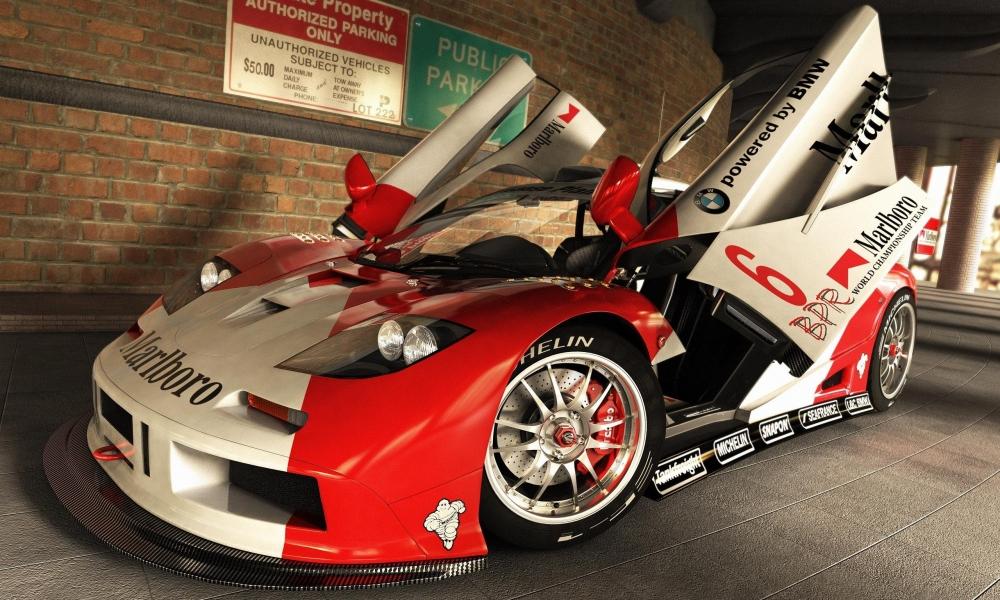 McLaren F1 - 1000x600
