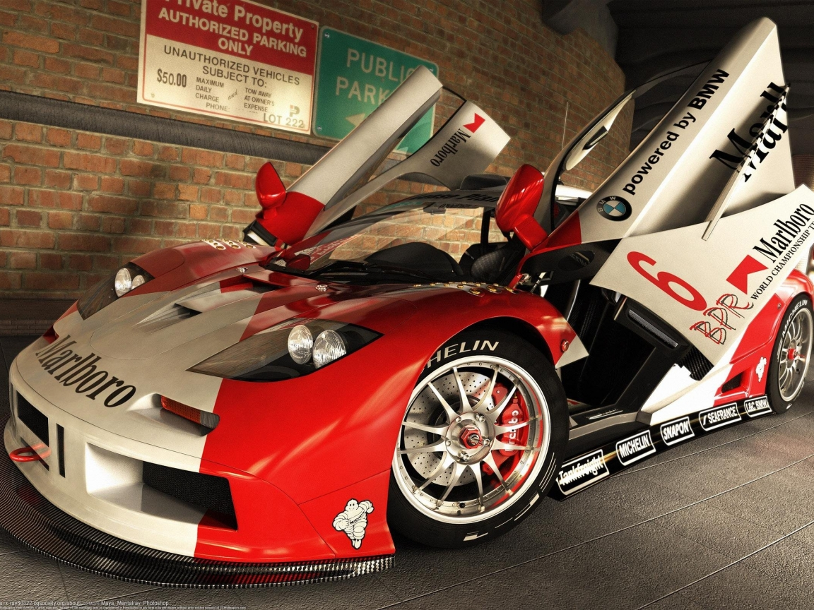 McLaren F1 - 1152x864
