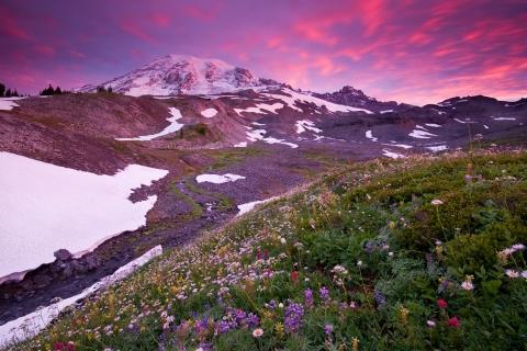 Montañas y nevados - 480x320