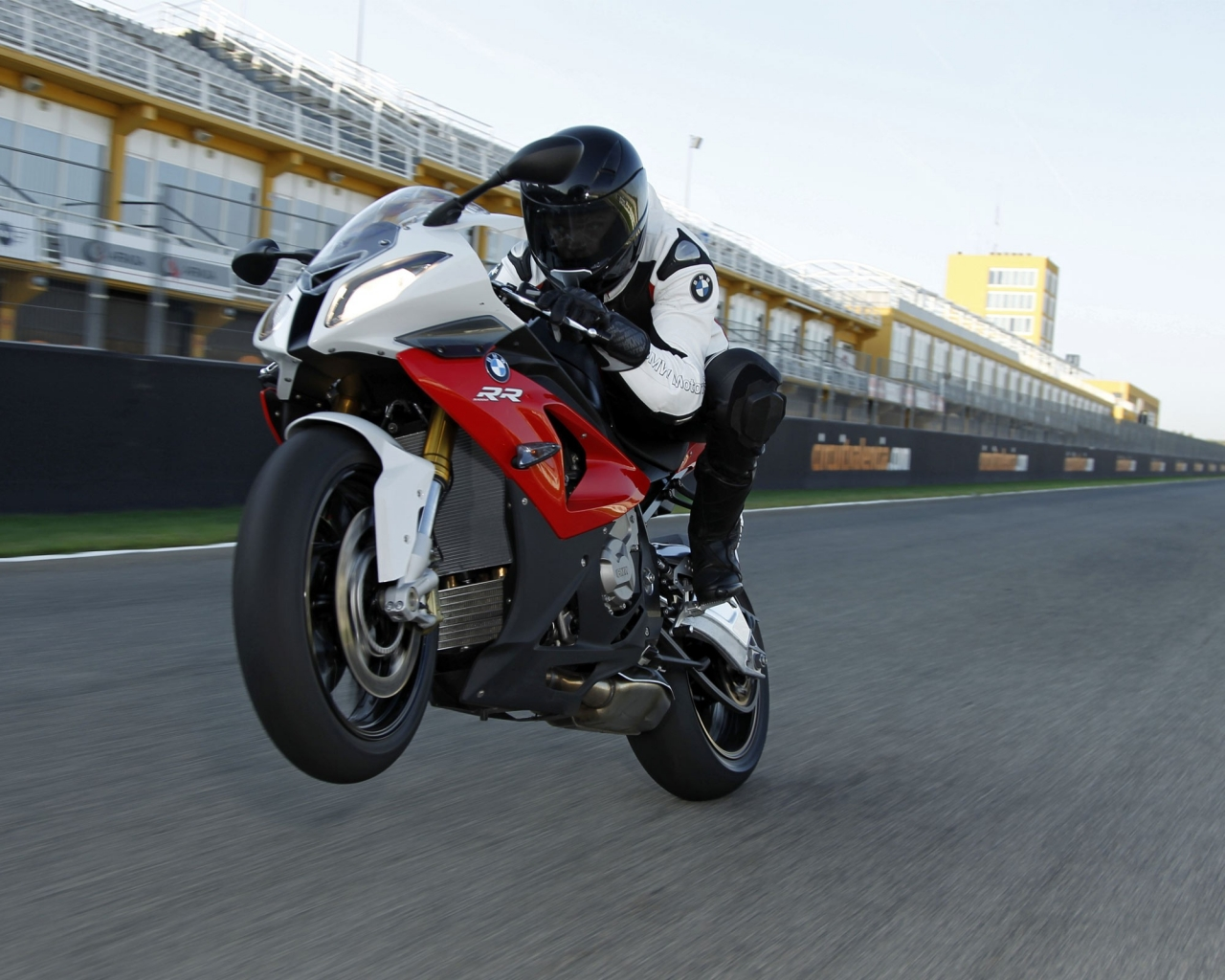 Motos Pisteras Ninja Hd 1280x1024: Moto Ninja BMW Hd 1280x1024