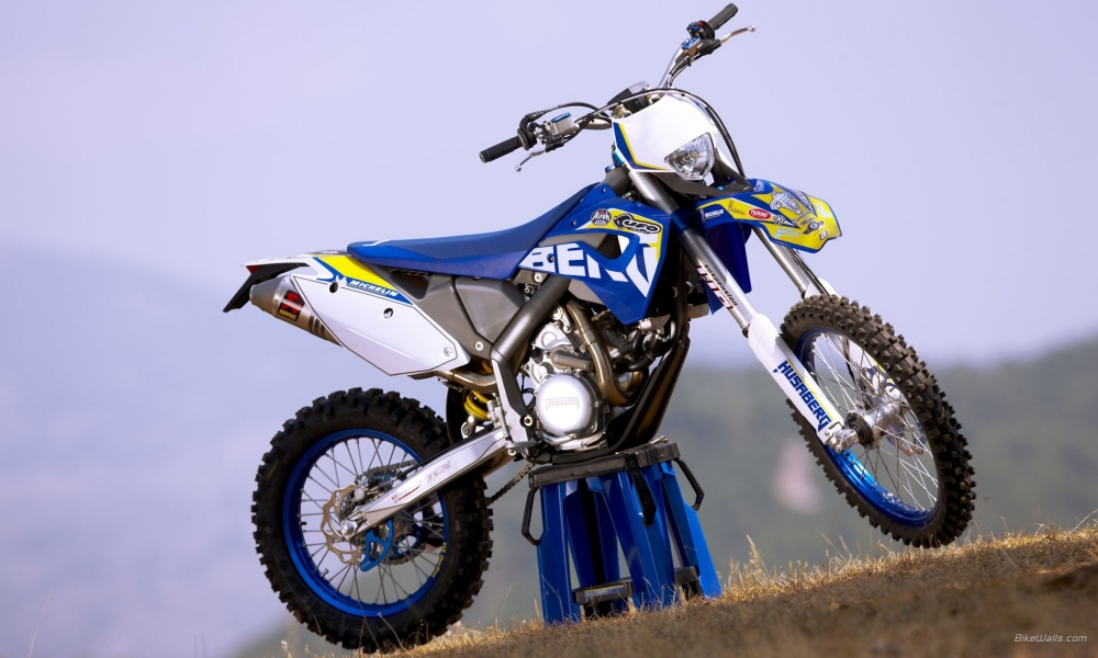 Motocross Azul - 1000x600
