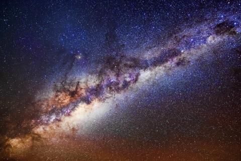 Nebulosas y el espacio - 480x320