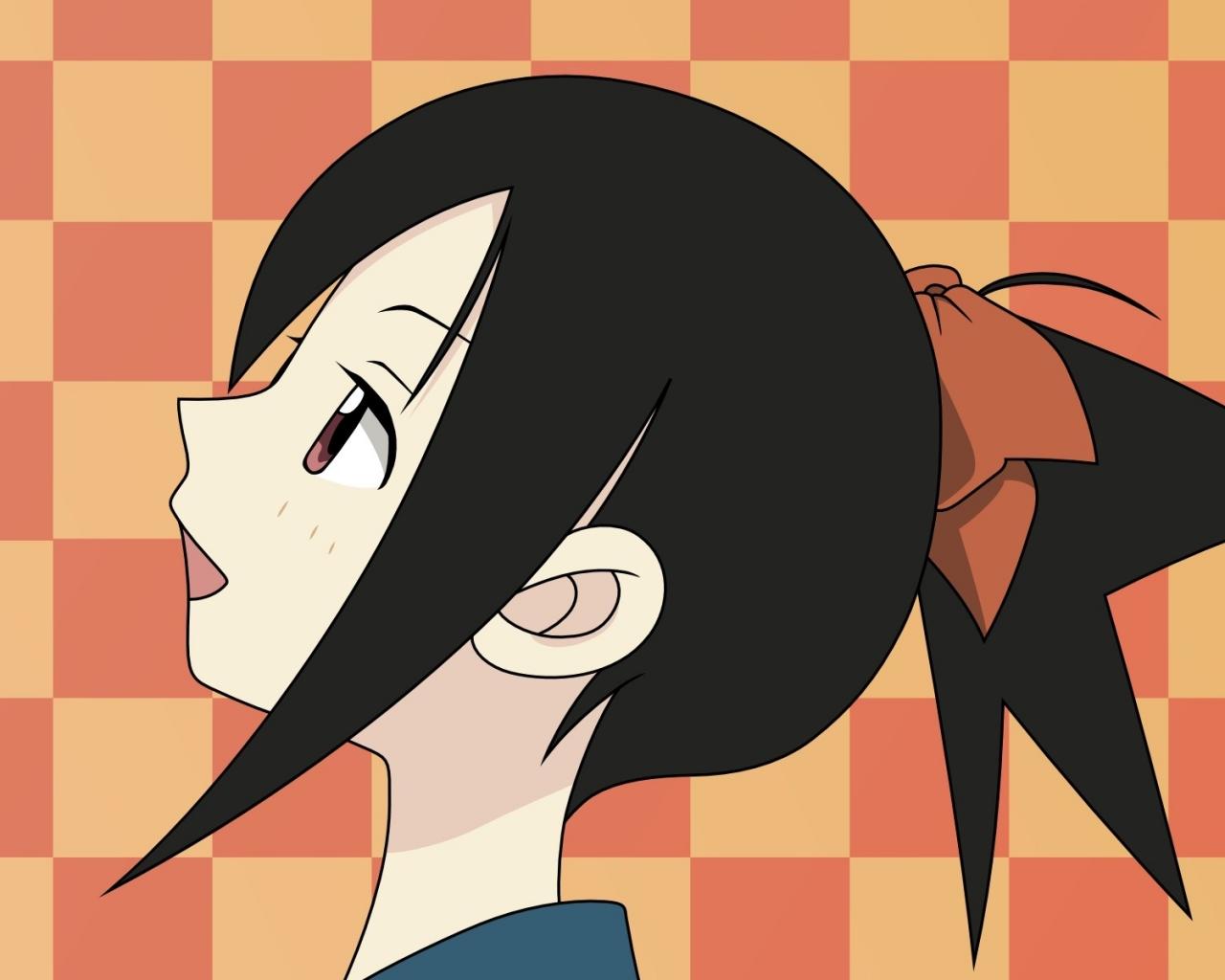 Nezu Miko - 1280x1024