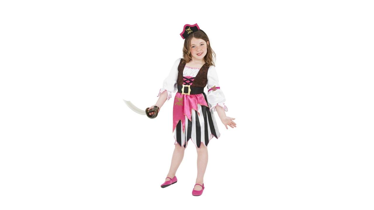 Niña pirata - 1280x720