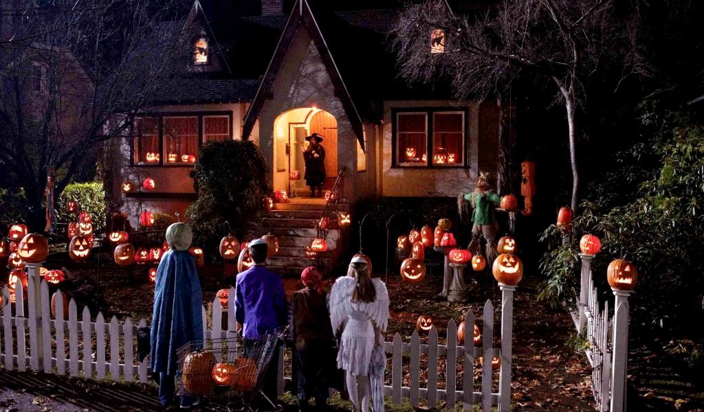 Niños en halloween - 1024x600