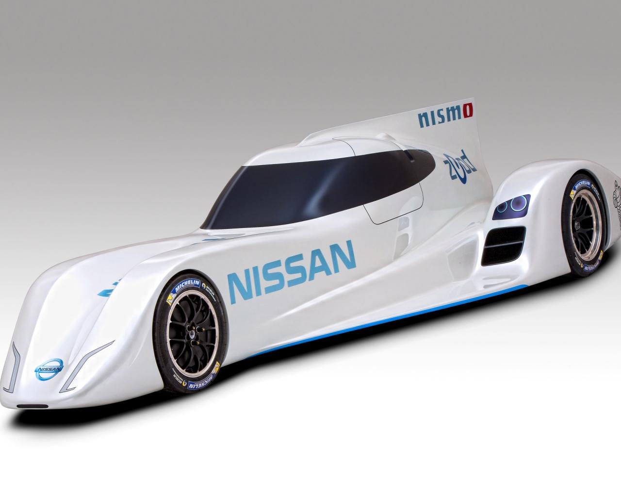 Nissan ZEOD RC 2014 - 1280x1024