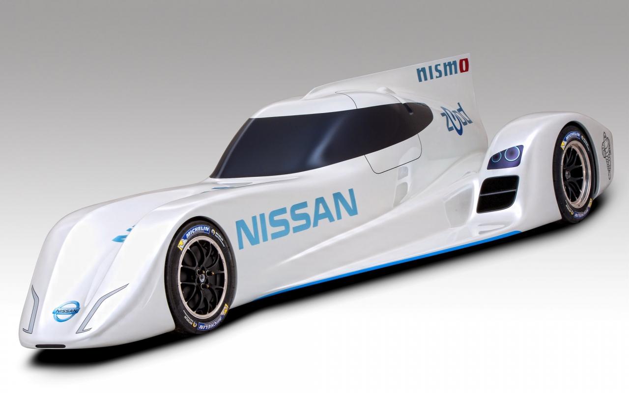 Nissan ZEOD RC 2014 - 1280x800