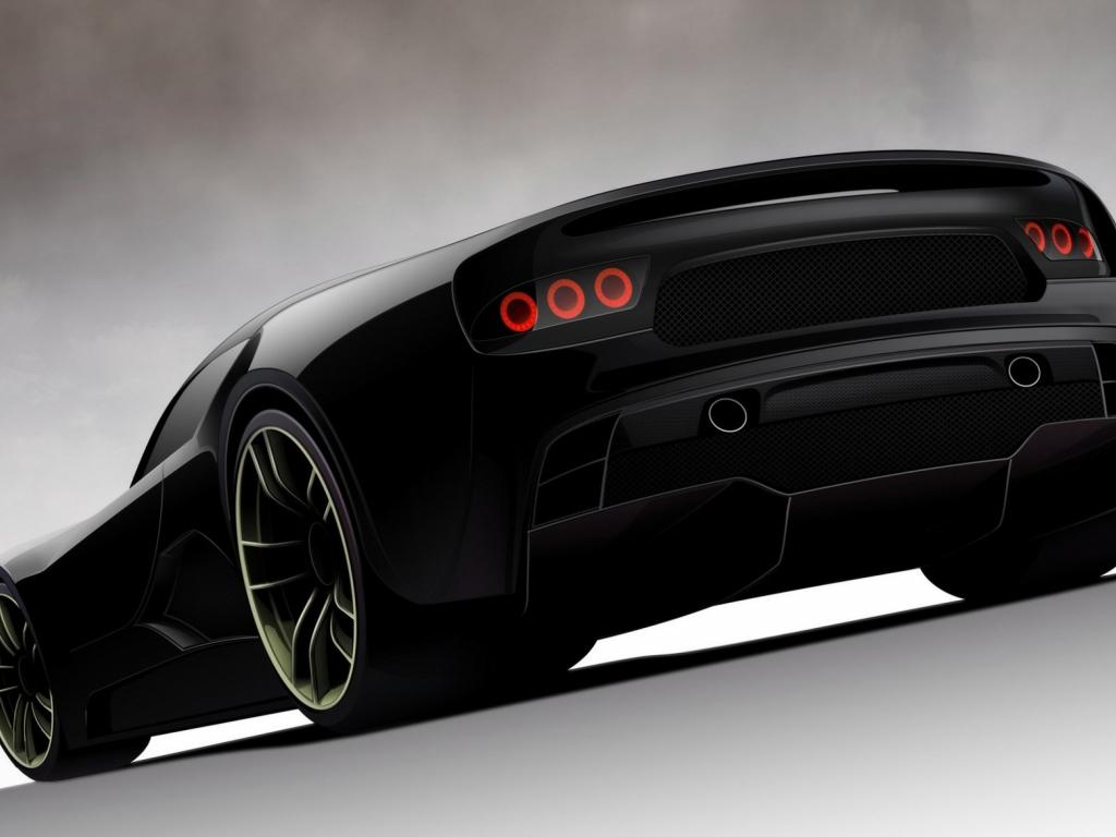Nuevo concept de auto - 1024x768