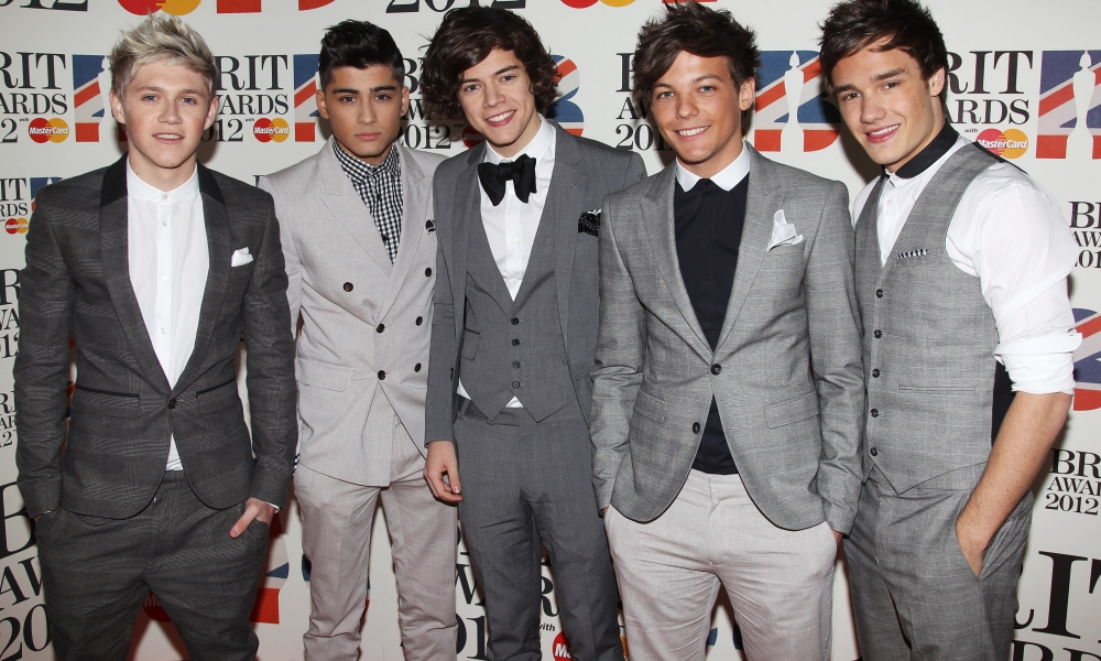 One Direction trajes - 1000x600