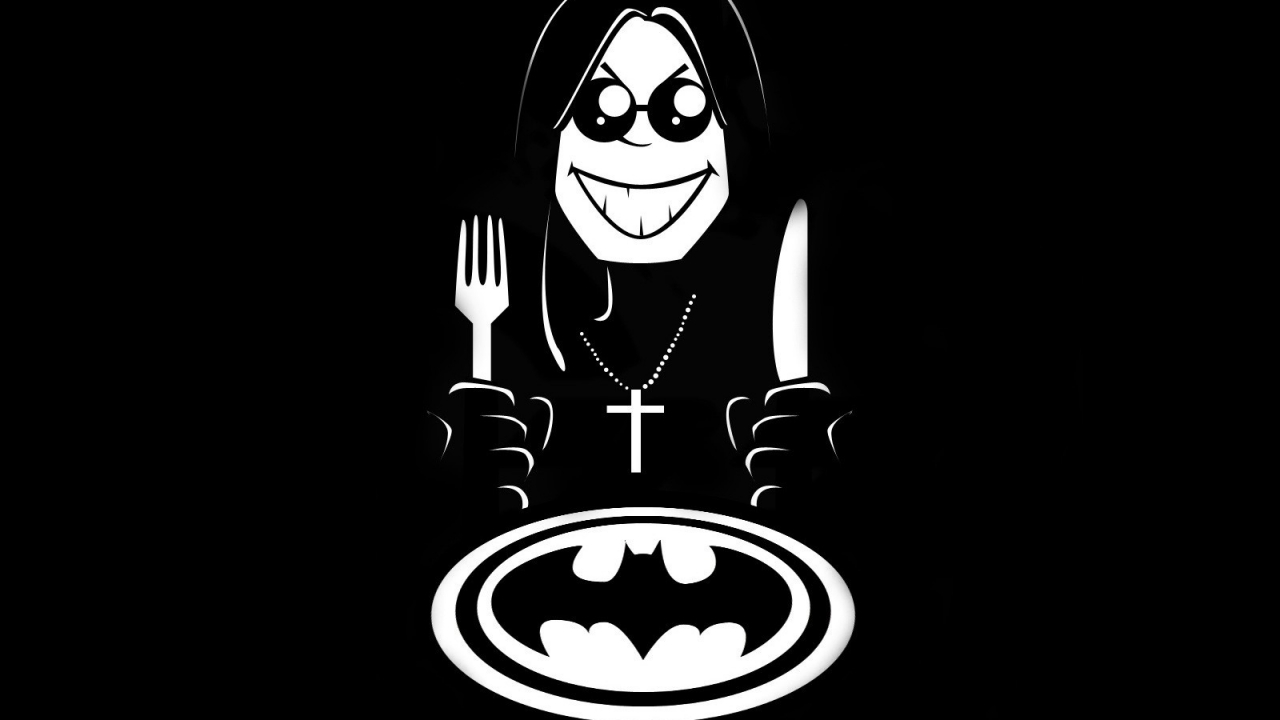 Ozzy Osbourne logo - 1280x720