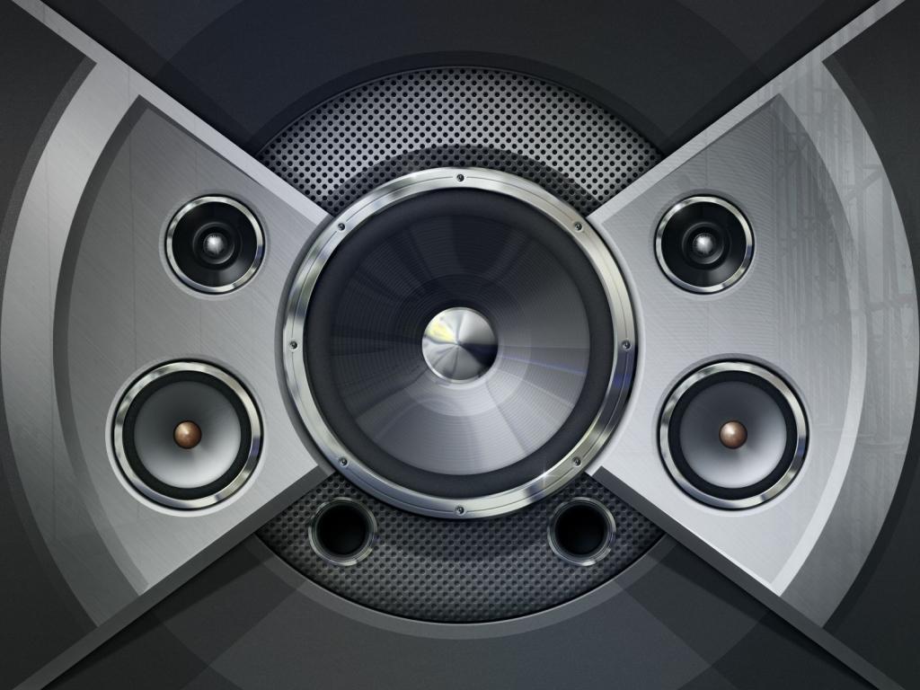 Diseño de un parlante - 1024x768