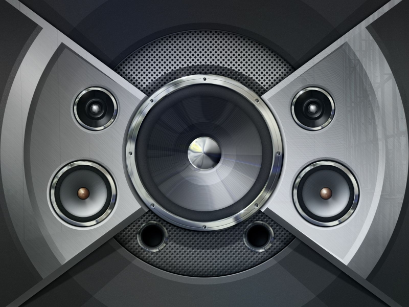 Diseño de un parlante - 800x600