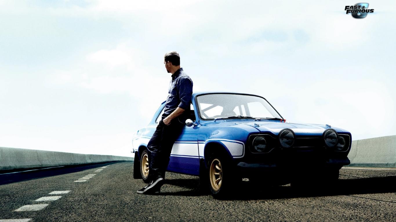 Fondos De Pantalla Vehículo Porsche Show De Net: Paul Walker Y Su Auto Hd 1366x768