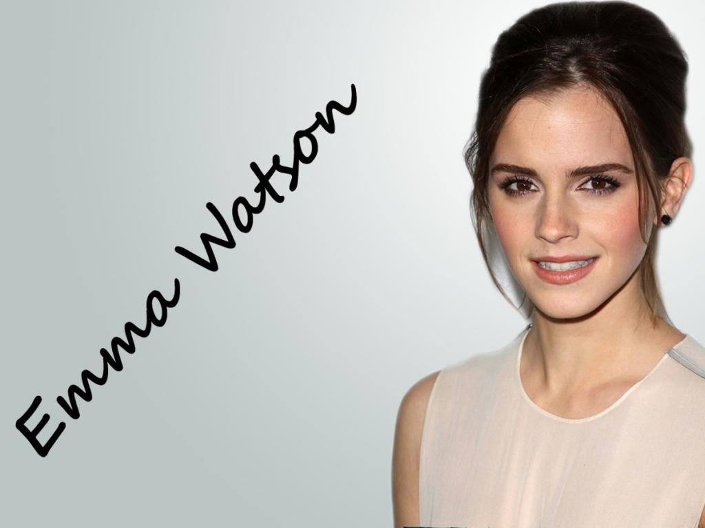 Peinado de Emma Watson - 1024x768