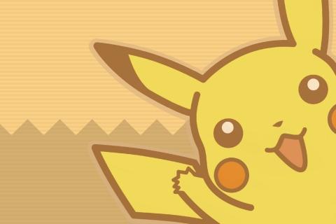 Pikachu Pokemon - 480x320
