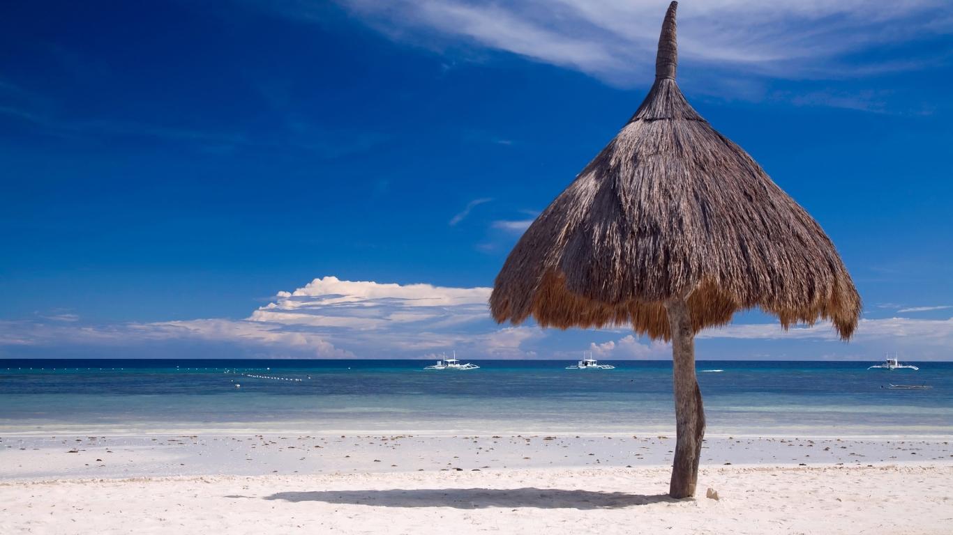 Playa de Punta Sal - 1366x768