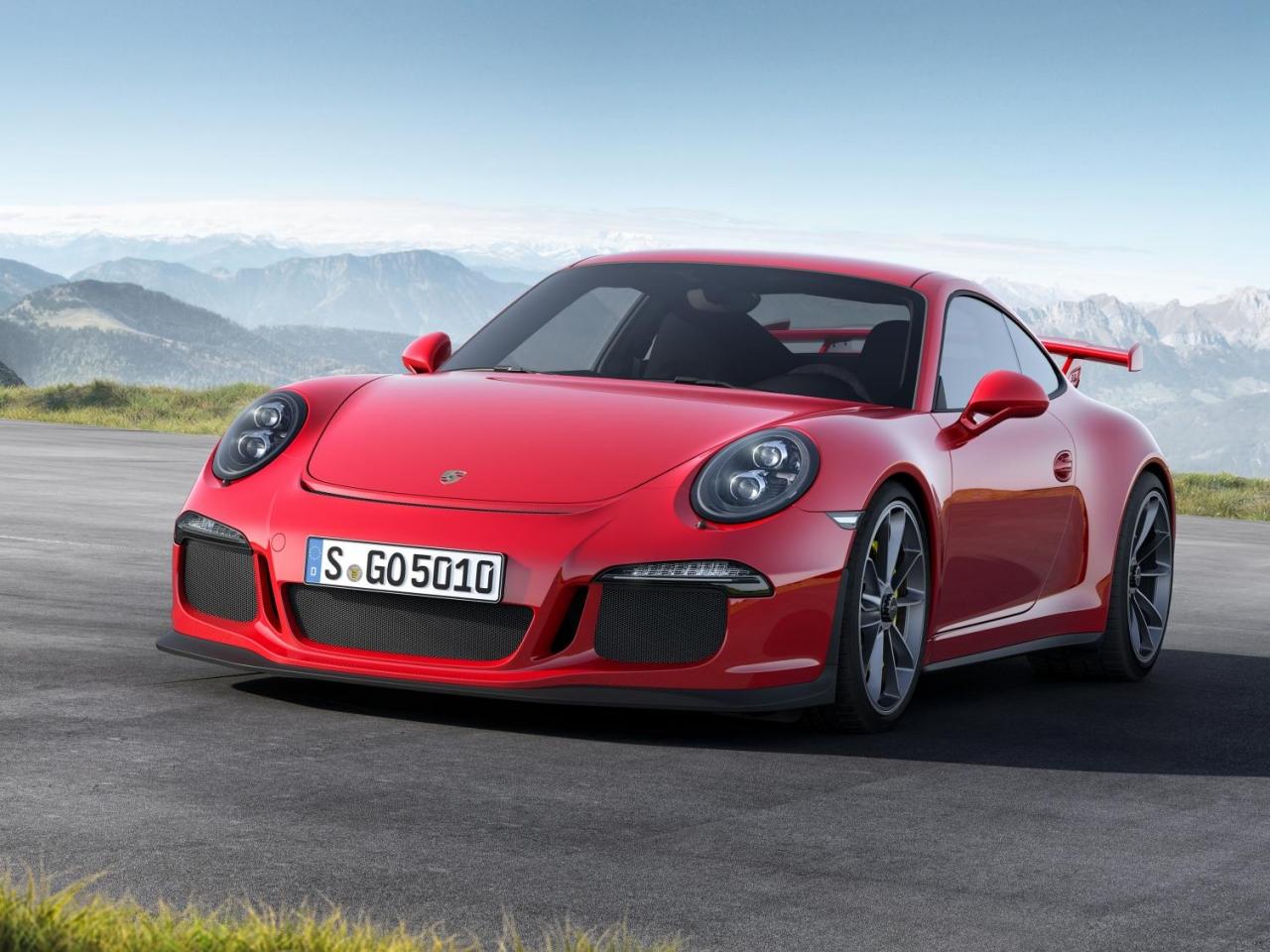 Fondos De Pantalla Vehículo Porsche Show De Net: Porsche 911 GT3 Hd 1280x960
