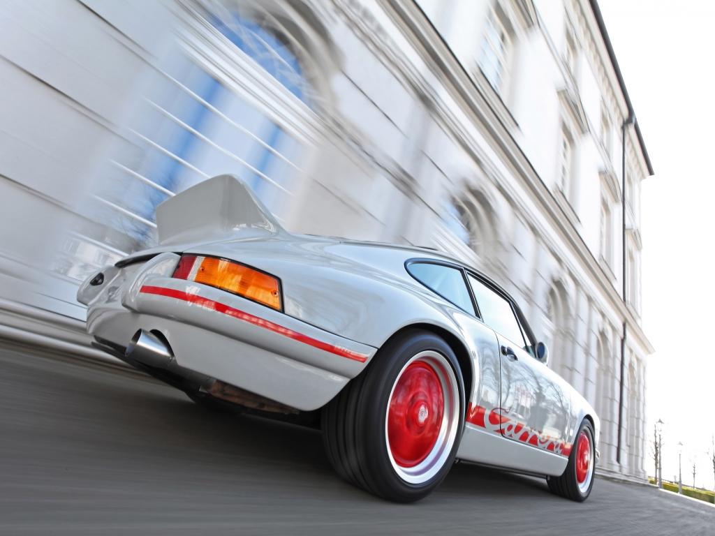 Fondos De Pantalla Vehículo Porsche Show De Net: Porsche 964 RS Hd 1024x768