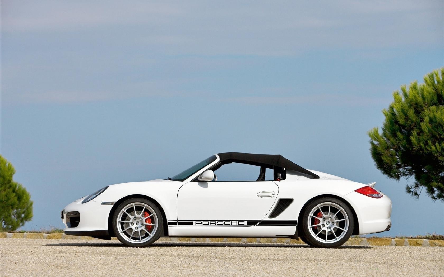 Porsche Boxter Spyder - 1680x1050