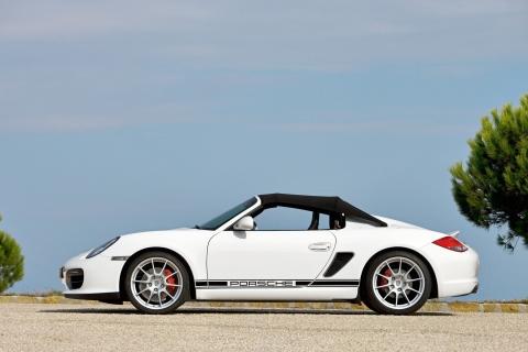 Porsche Boxter Spyder - 480x320