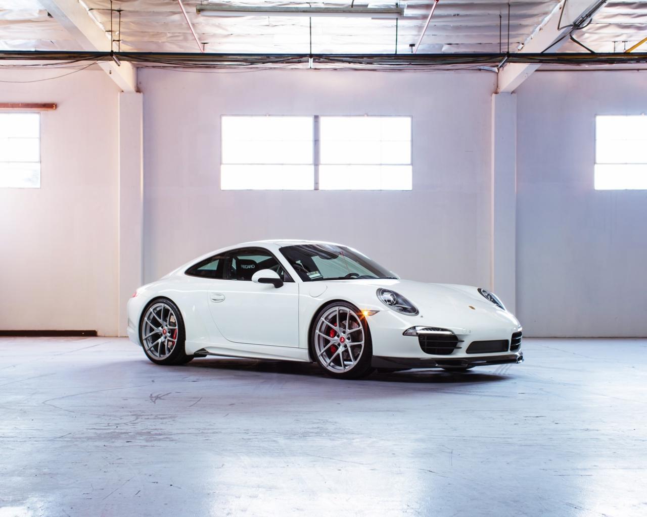 Fondos De Pantalla Vehículo Porsche Show De Net: Porsche Carrera 911 Hd 1280x1024
