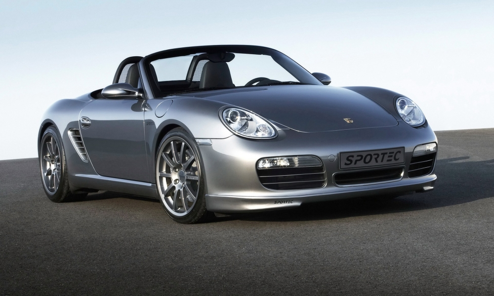 Fondos De Pantalla Vehículo Porsche Show De Net: Porsche Sportec Hd 1000x600