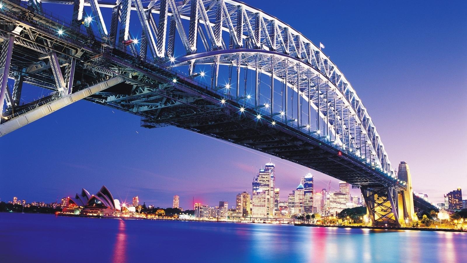 Puente de Sidney - 1600x900