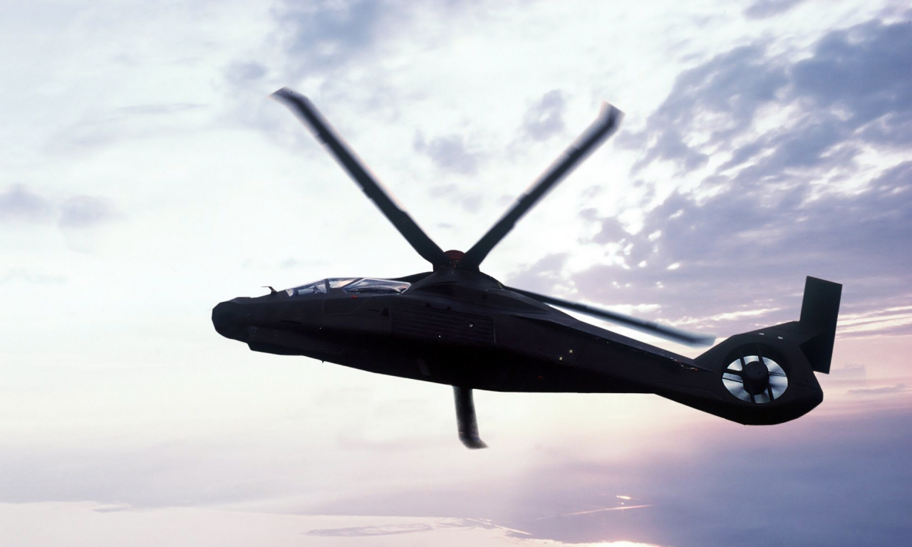 RAH-66 Comanche - 1280x768