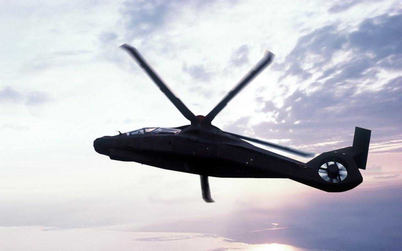 RAH-66 Comanche - 1280x800