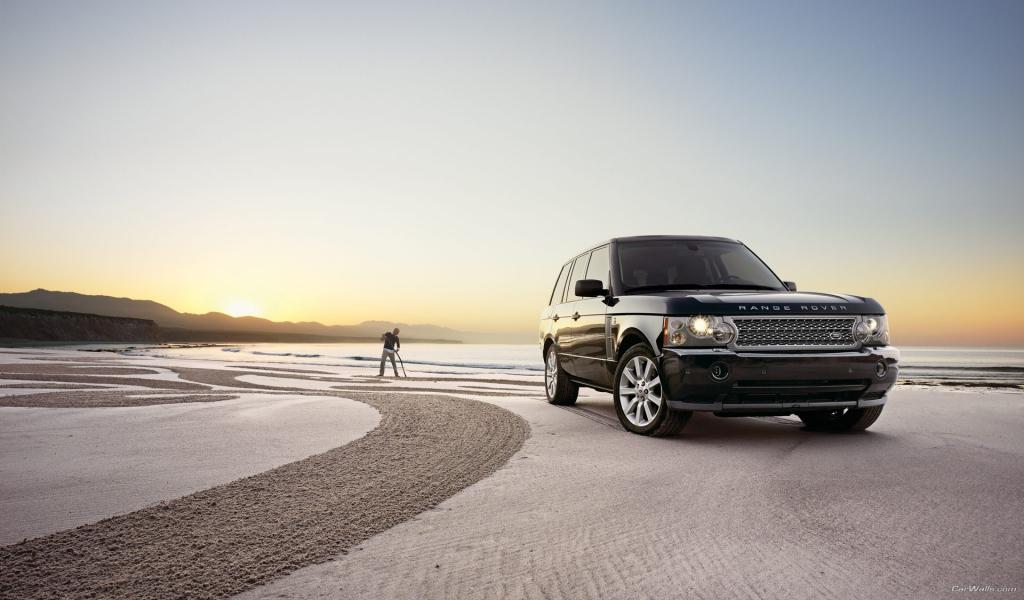 Range Rover - 1024x600
