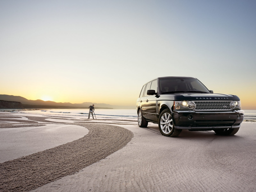 Range Rover - 1024x768