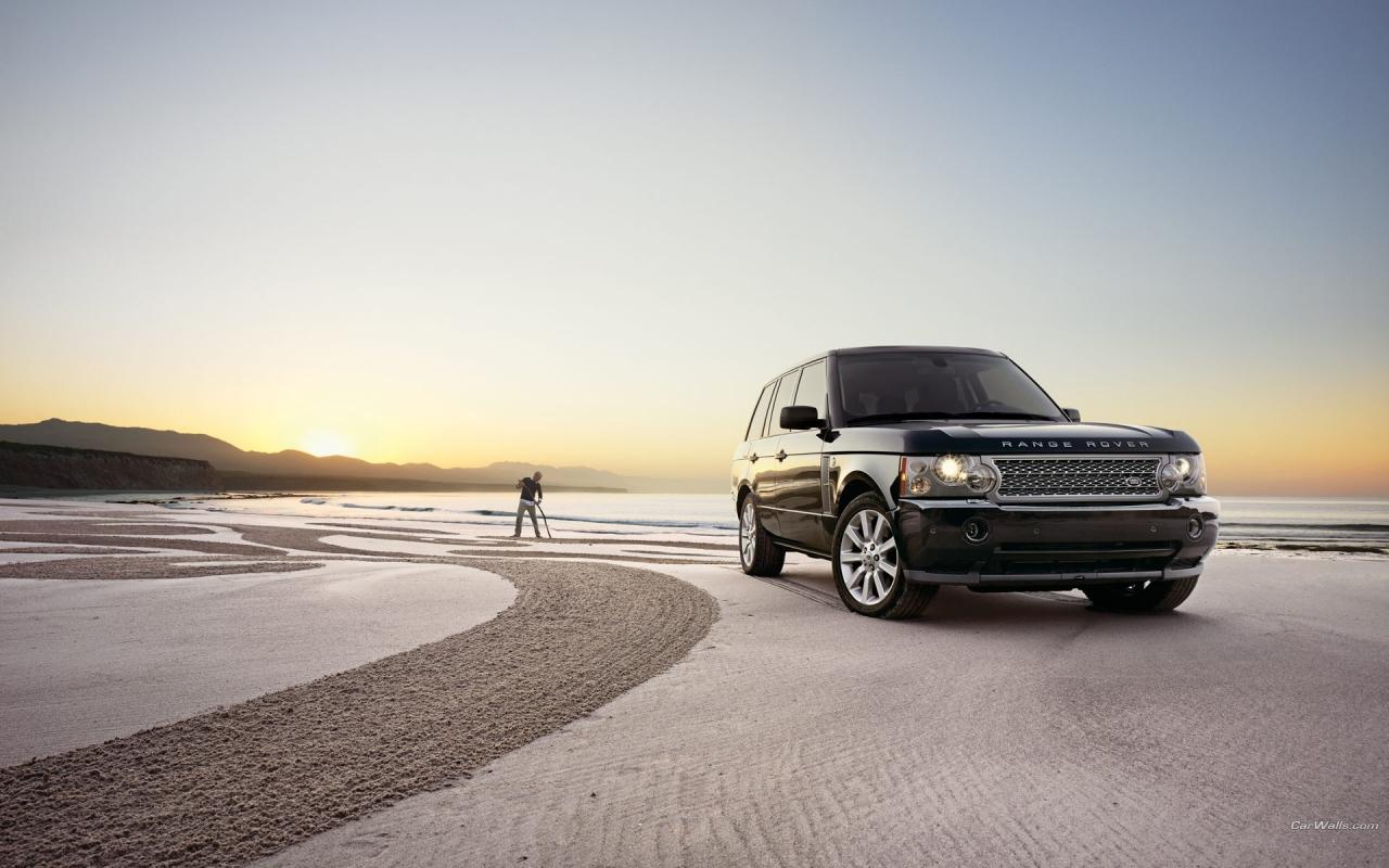 Range Rover - 1280x800